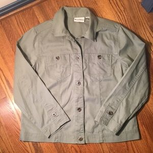 Appleseed's PM Jean jacket